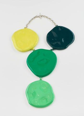 Image result for mary heilmann necklace