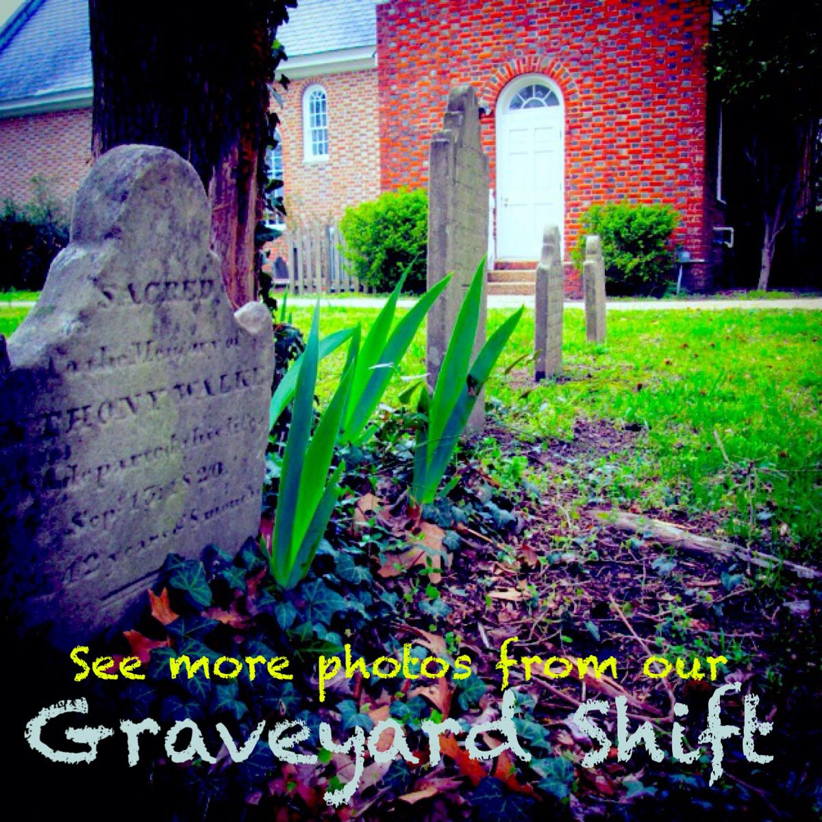 VAPI Graveyard Shift. Pictures Of Graveyards We Have