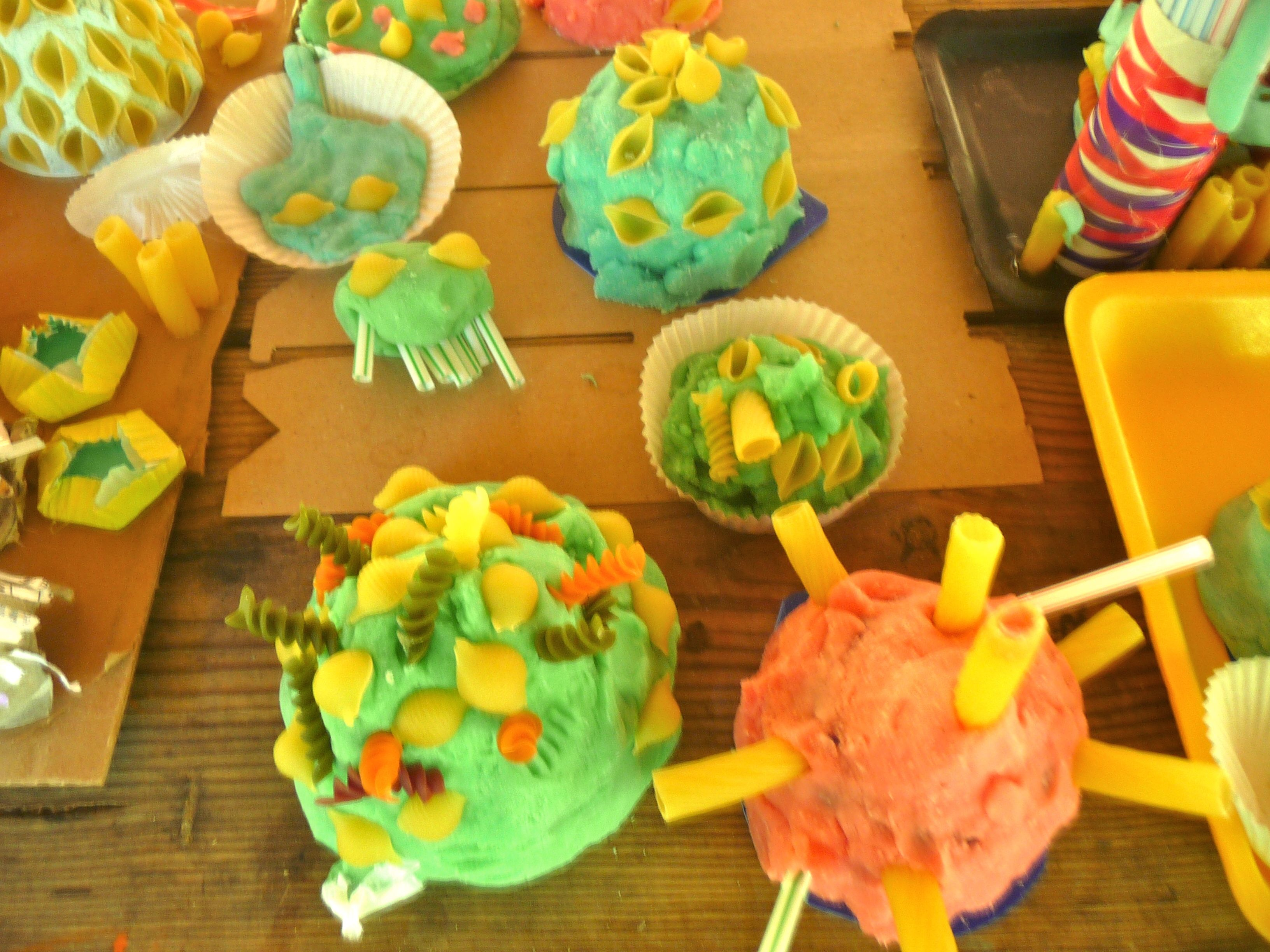 Craft For Kitchen Students Create Kitchen Crafts Coral Reef At Chs Spring Fling