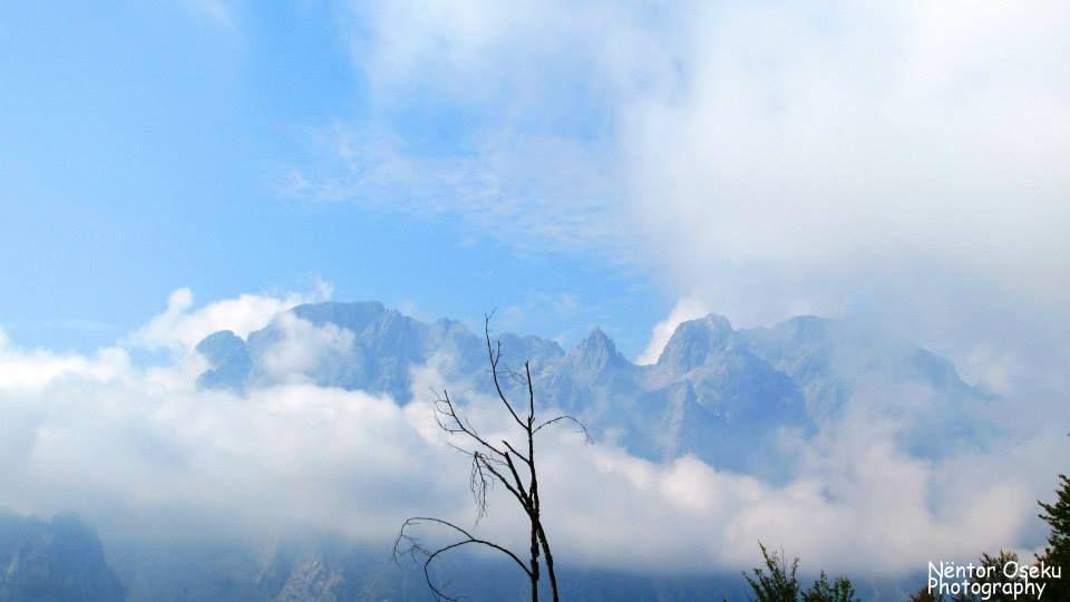 Curraj i Epërm- një mrekulli tjetër e Alpeve Shqiptare