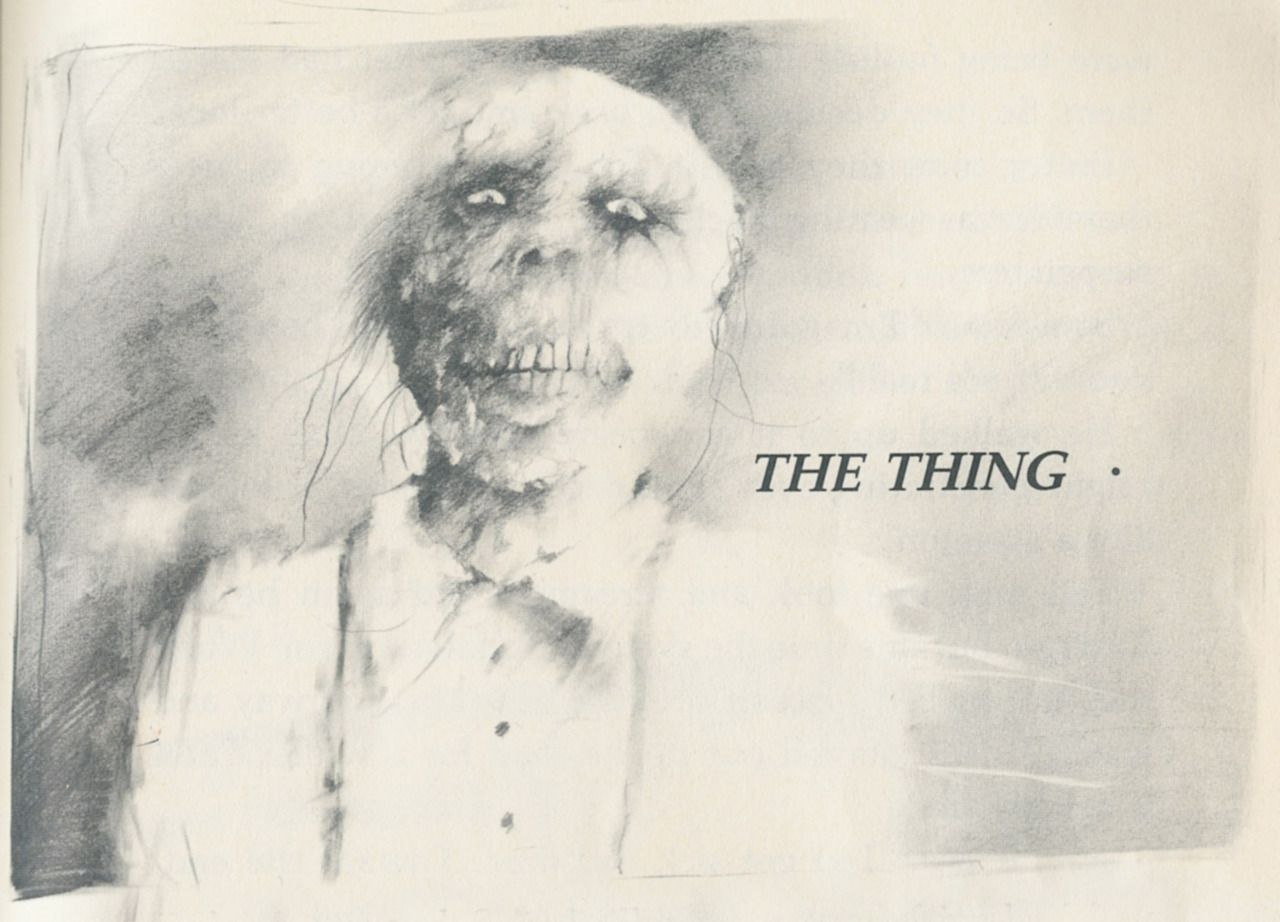 byAlvin Schwartz with art byStephen Gammell.  Three volumes in all: released 1981, 1984, and 1991.