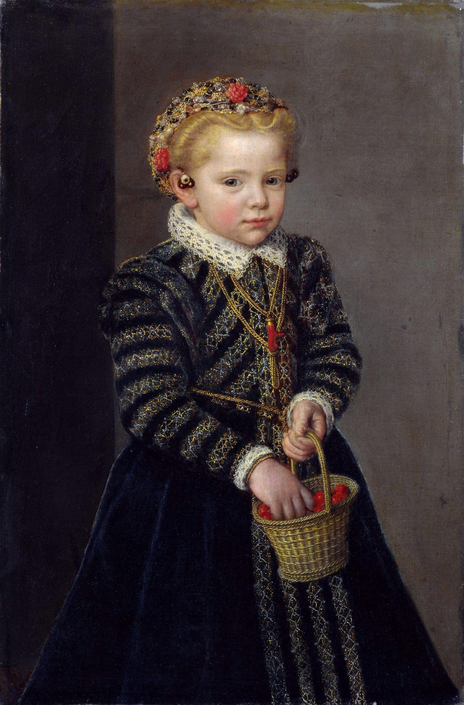 16th Century Little Girl