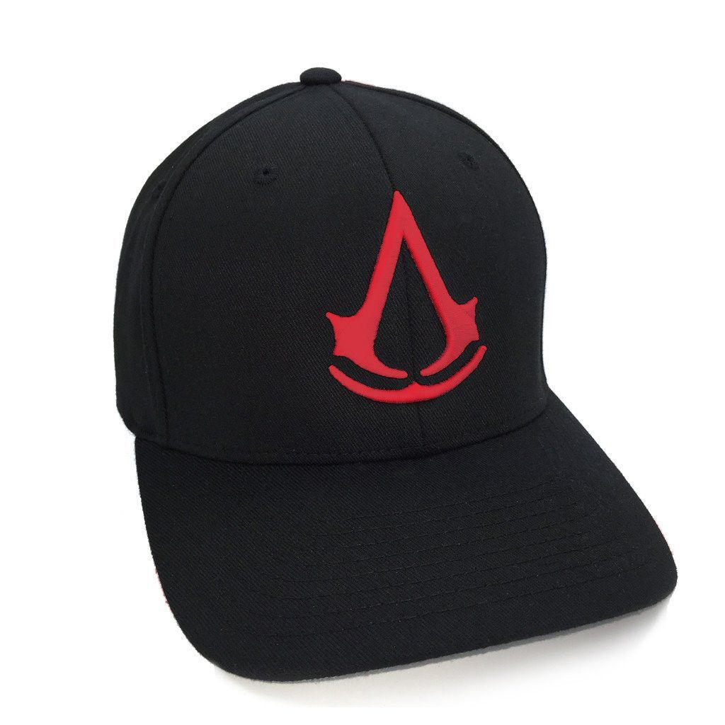 "Perfect for the Assassin's fan looking to say ""I live by the creed"" without the unwanted attention a beaked hood, robes, and leaping from rooftops might draw. Stylish and incognito! The Assassin's Cre"