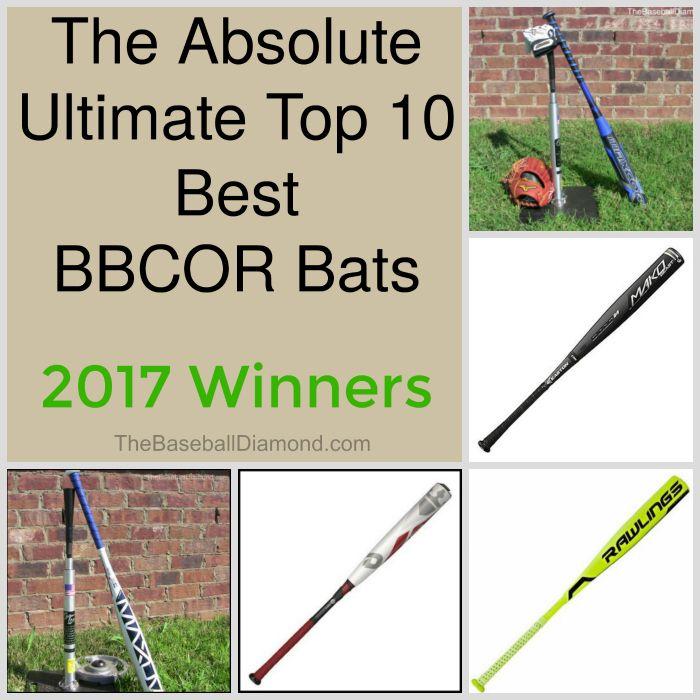 10 Best BBCOR Bats - The List of Winners [2019] | 2017 BBCOR