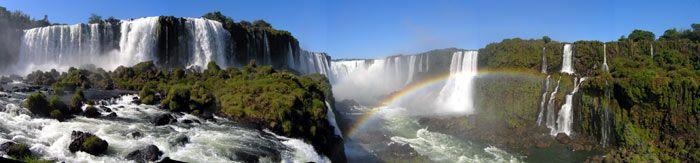 Iguazu Falls yo