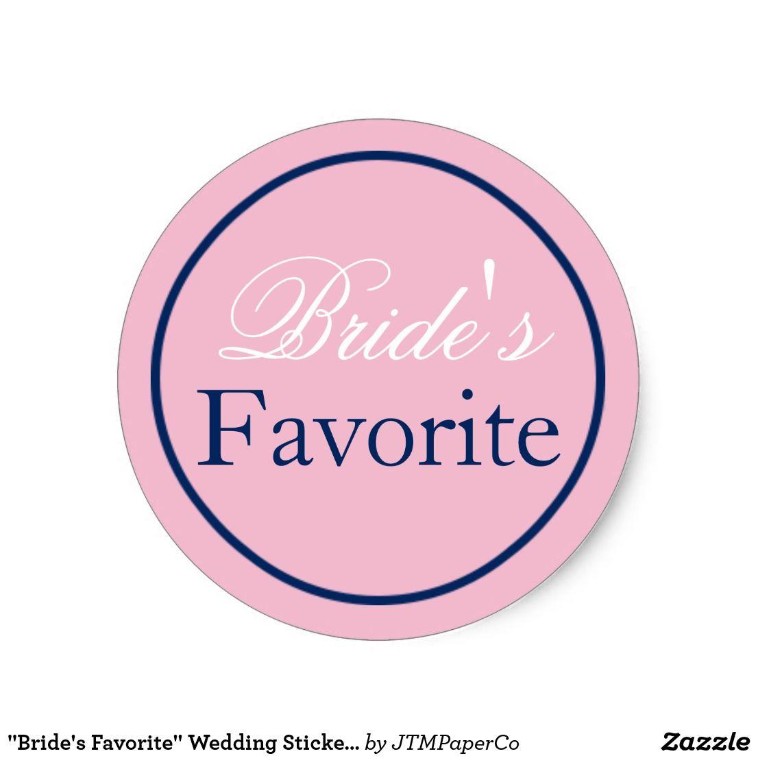 Bride\'s Favorite\