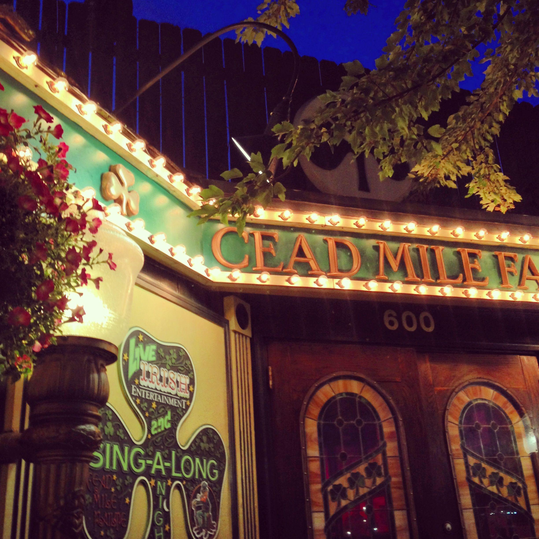 My Favorite Restaurant, Mcguire's Irish Pub In Pensacola