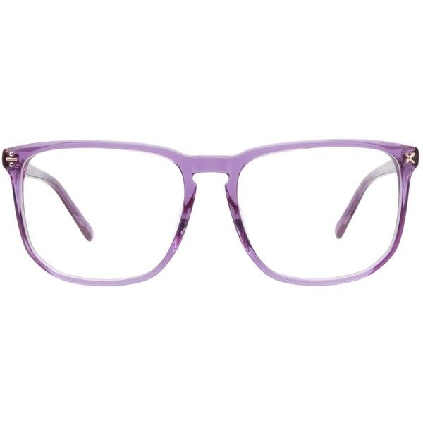 Glasses Derek Cardigan 7032 Lilac ($99) ❤ liked on Polyvore featuring accessories, eyewear, eyeglasses, glasses, derek cardigan glasses i derek cardigan