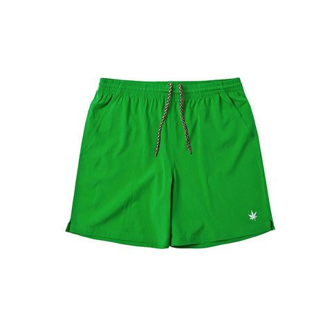 """Court Green 7"""" Athletic Short"""