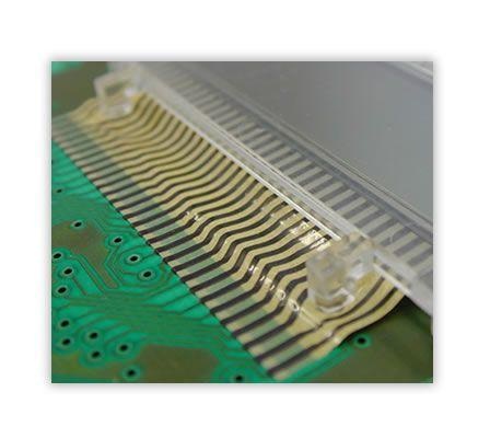 Heißsiegel- / HeatSeal Anwendung Leiterplatte (PCB) zu Flex (FPC)