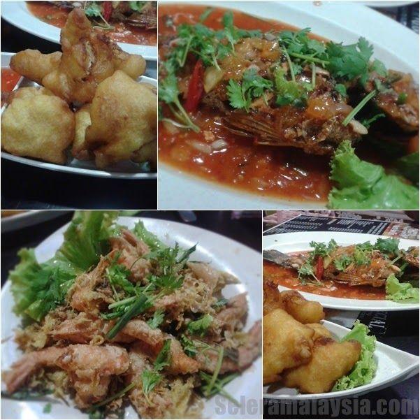 Restoran Mak Engku Di Bukit Indah Johor Bahru Selera Malaysia Food Blog Recipes Travel And Restaurants Food Halal Johor Bahru