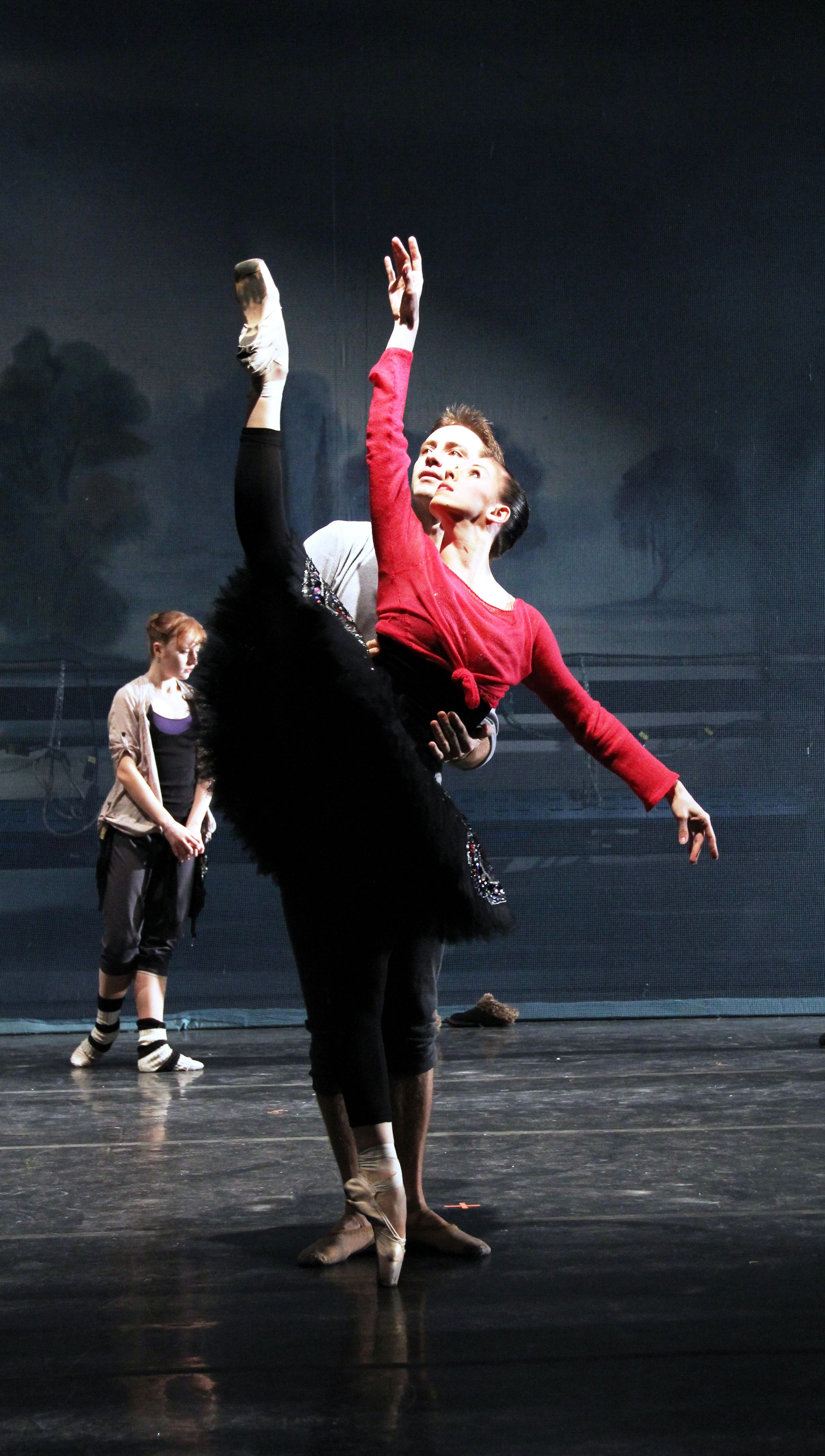 The American Ballet Theatre Performs Merce Cunninghams