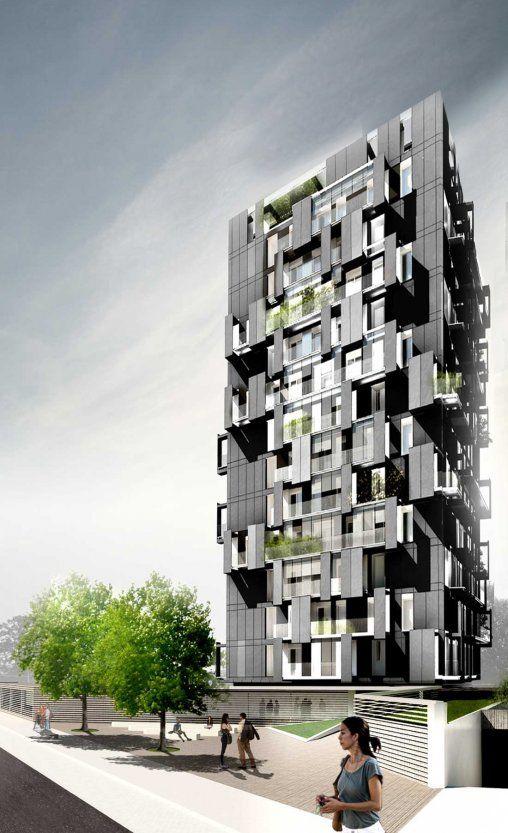 teknoarch / progetti / housing contest