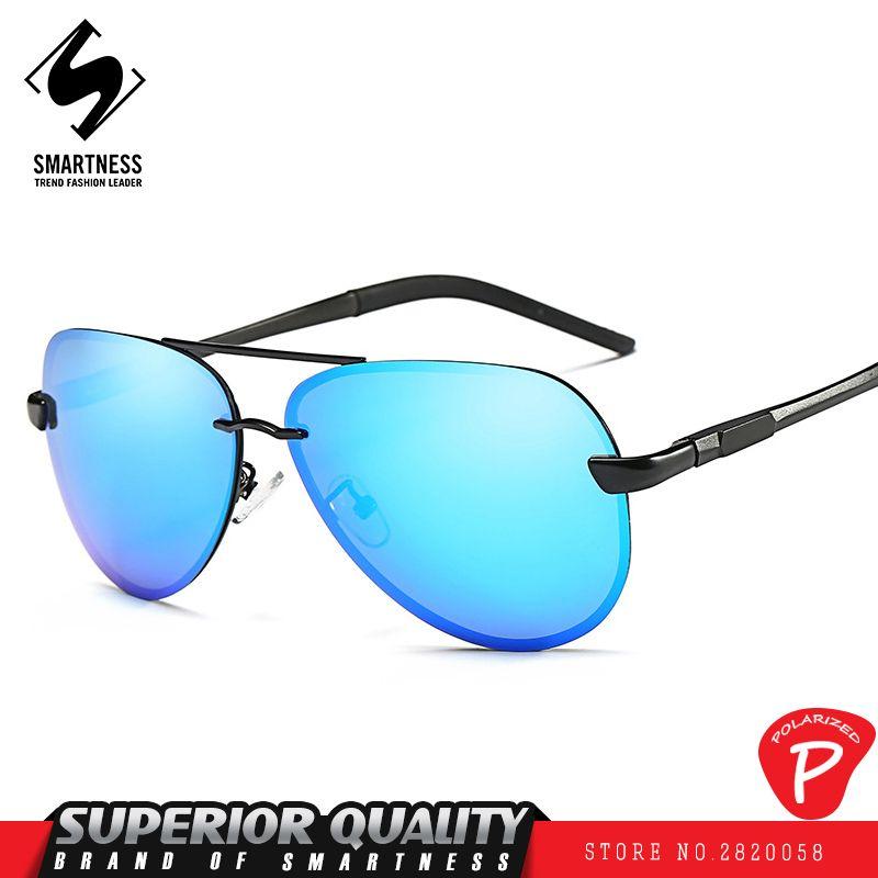 New 2017 Classic frame pilot vintage retro men's Sunglasses polarized resin lenses Sports driving outdoor Outing UV400 glasses