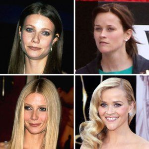 23 Blondes Turned Brunette A Slideshow Inspired By Betty On Mad Men Blonde Hair For Brunettes Going Blonde From Brunette Blonde Vs Brunette