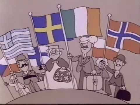 Schoolhouse Rock (America) The Great American Melting Pot