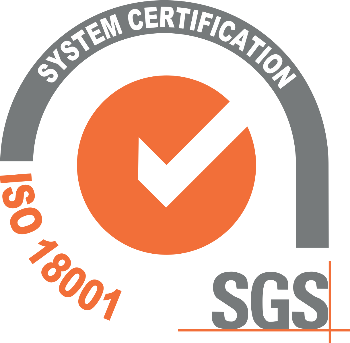 Logo ISO 18001 Vector Download (With images) Certificate