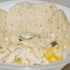 Chicken Enchilada Dip VII Recipe