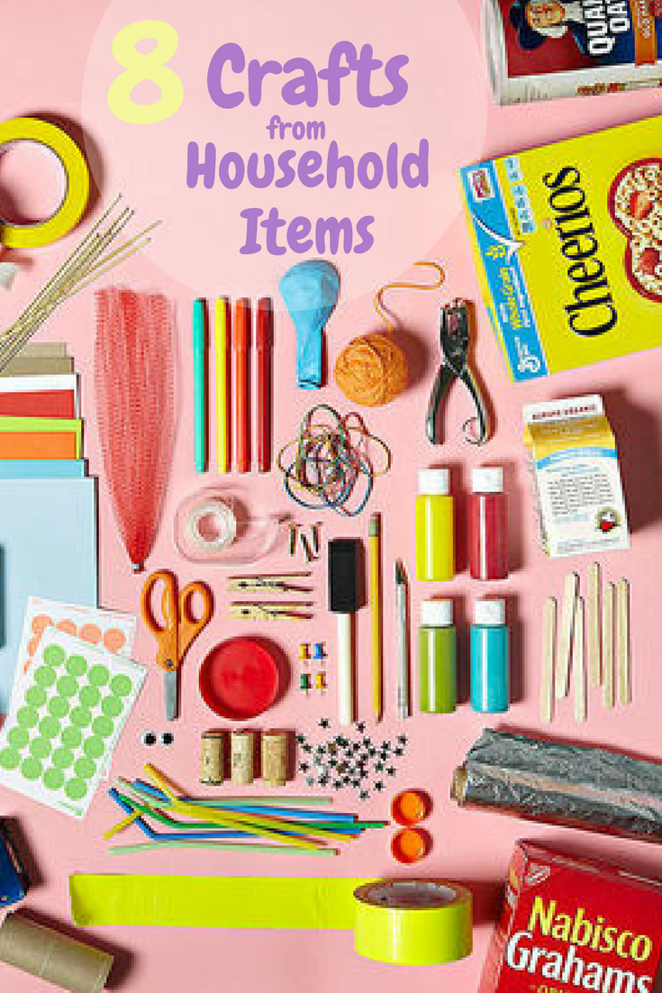 14+ Easy crafts with household items ideas in 2021