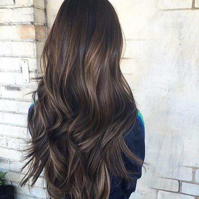 Mermaid Brunette Color By Hobbschelsey Hairstylist Hair