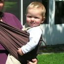 """This instructable will show you how to make a """"peanut shell"""" style baby sling for under $20, (even lass depending on your fabric. You can also find similar info on ..."""