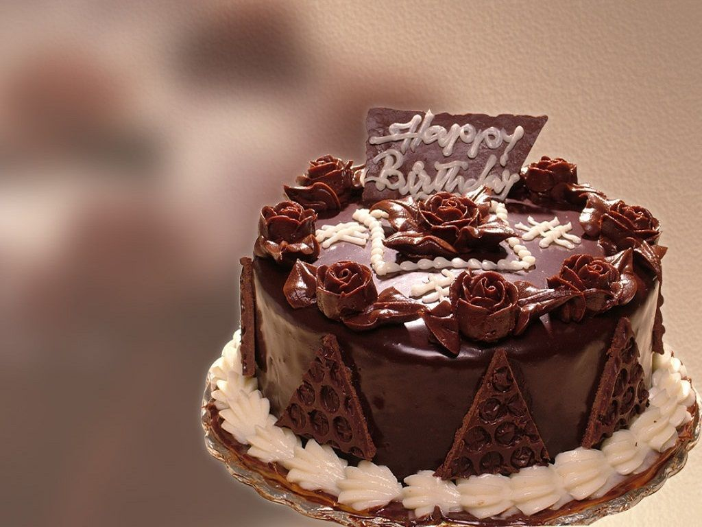 happy birthday cake wallpaper | hd wallpapers | pinterest