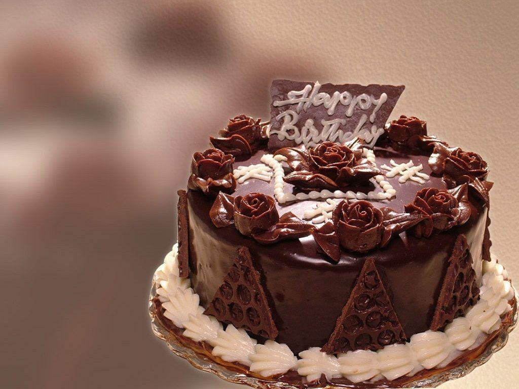 happy birthday cake wallpaper | hd wallpapers | pinterest