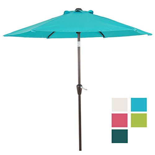 Domi Outdoor Living 7 Ft Patio Umbrella Outdoor Table Mar... Https:/