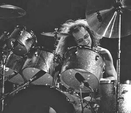 Ian Paice Deep Purple Deep Purple Ludwig Drums Drums