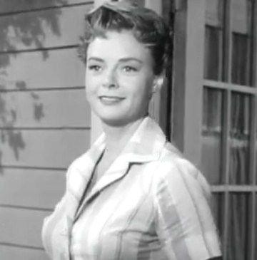 June Lockhart on perry mason