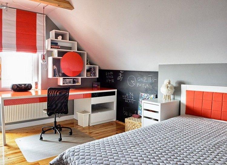 25 Ideen für trendige Wandgestaltung im Jugendzimmer BADEZIMMER