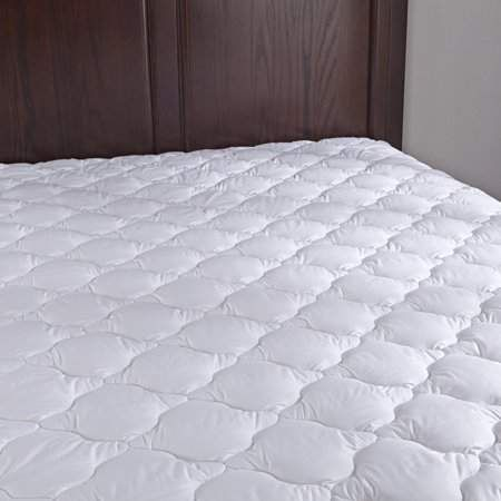 Puredown Down Alternative Mattress Pad Topper Quilted 100 Cotton Top Four Leaf Clovers Pattern Twin Size Walmart Com Mattress Pad Mattress Cotton Mattress