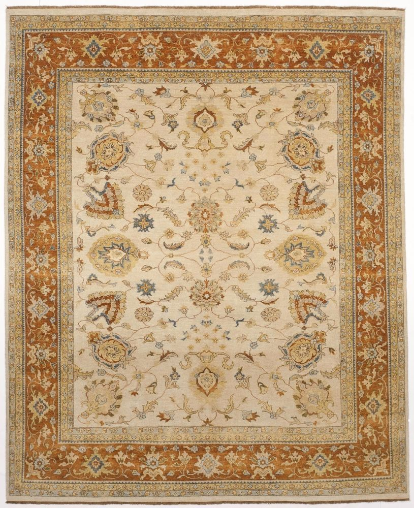 Details About Hand Knotted Indian Rug Rug 8 X 10 Indian Rugs Rugs Rugs On Carpet