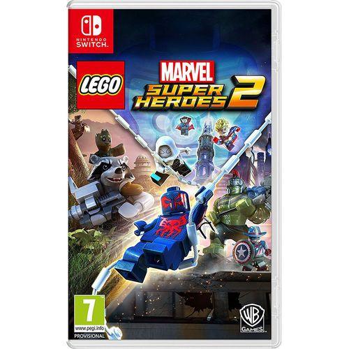 Nintendo Switch LEGO Marvel Super Heroes 2 | Video Games ...