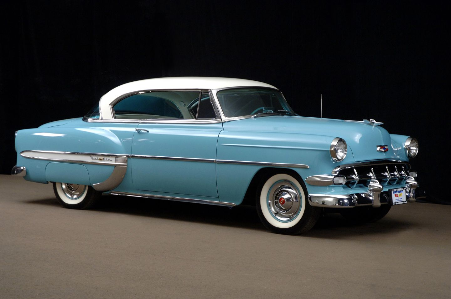 1954 Chevrolet Bel Air Pictures Chevrolet Bel Air 1954 Chevy
