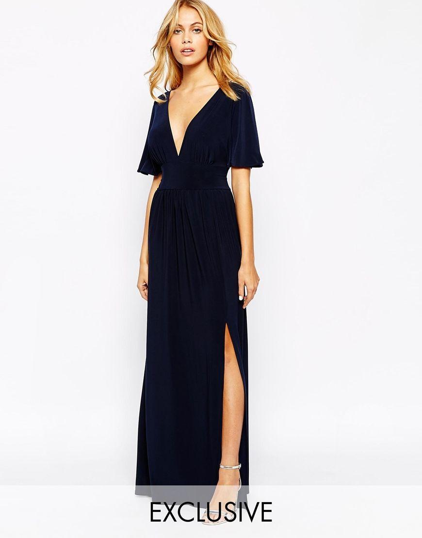Love Kimono Sleeve Maxi Dress   Styles   Pinterest   Models ...