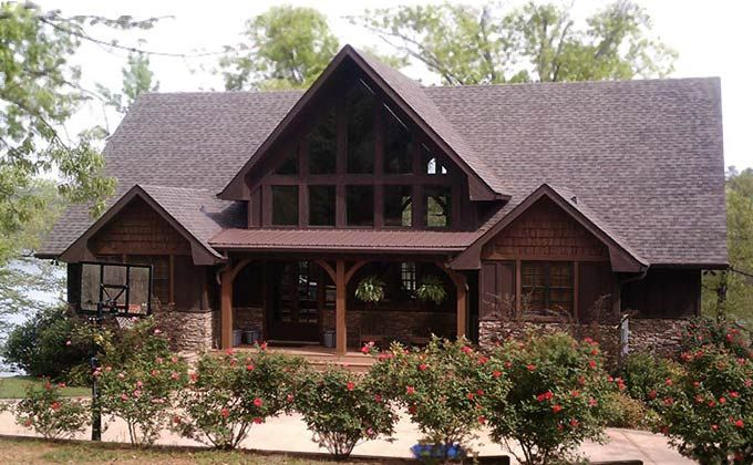 Appalachia mountain mountain house plans exterior for Appalachian mountain cabins