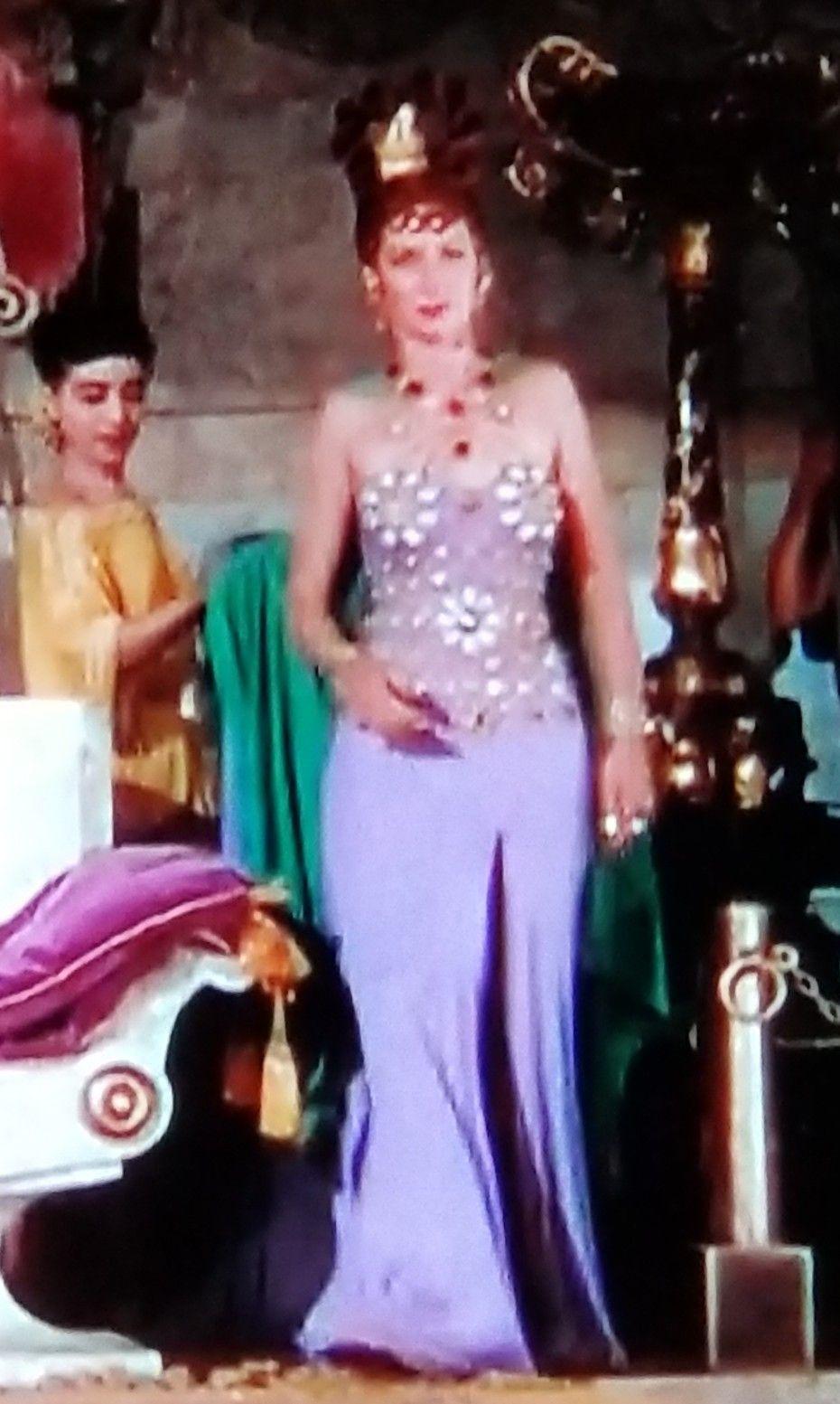 Patricia Laffan in Quo Vadis (1951) Screenshot by Annoth ...Patricia Laffan Quo Vadis