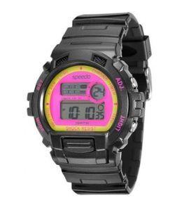 db790096f3e Relógio Feminino Digital Speedo 65083L0EVNP4