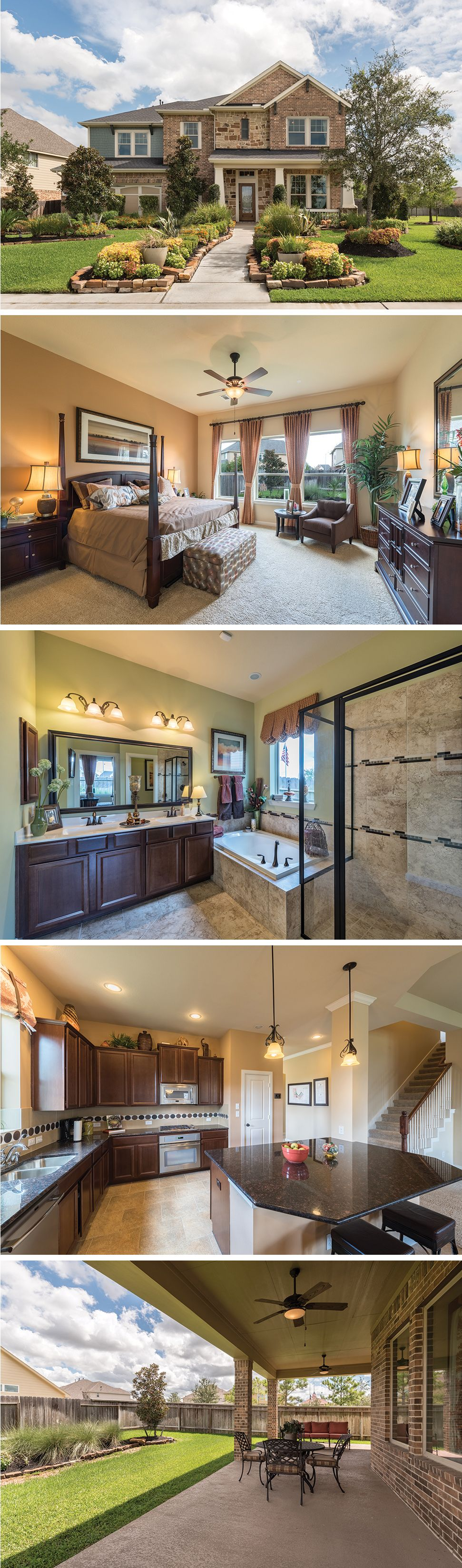 The Macalaster by David Weekley Homes in