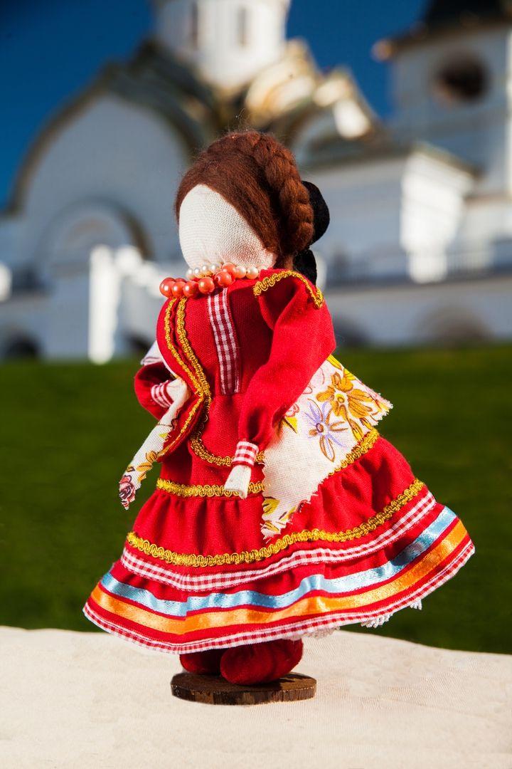 Познакомьтесь казачка Анфиса #кукла_в_национальном_костюме ...