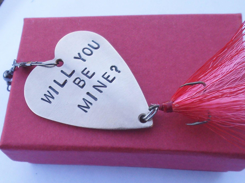 Custom Mens Valentine Gift for Him Handmade Valentine's Day ...