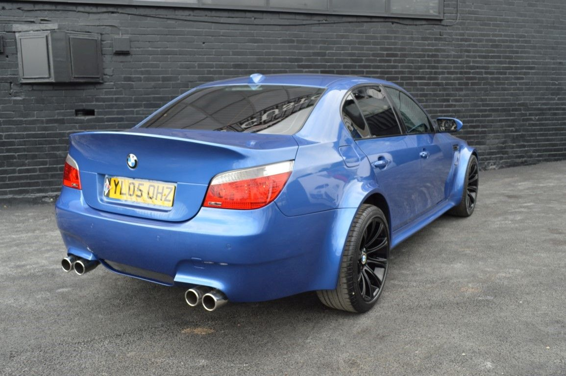 Bmw E60 To M5 Wide Body Kit Wide Body Kits Bmw Bmw E60