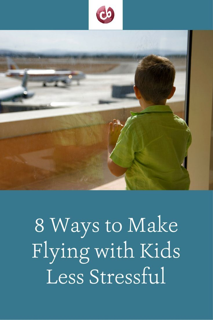 8 ways to reduce stress when flying with kids 8 stress and tips