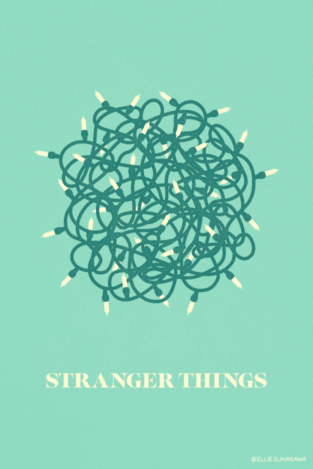 Pin de Laurel Anne em Stranger Things Papel de parede de