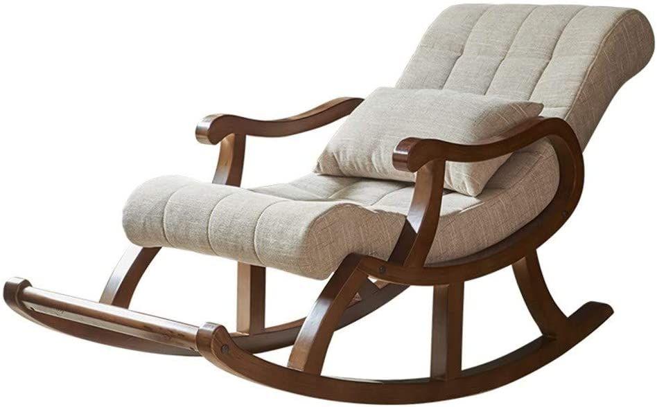 Recliner Chair Single Lounge Chair Relax Chair Comfortable Nursery Rocking Chair Leisure Chair Moder In 2020 Relaxing Chair Rocking Chair Nursery Padded Lounge Chair #relaxing #chair #for #living #room
