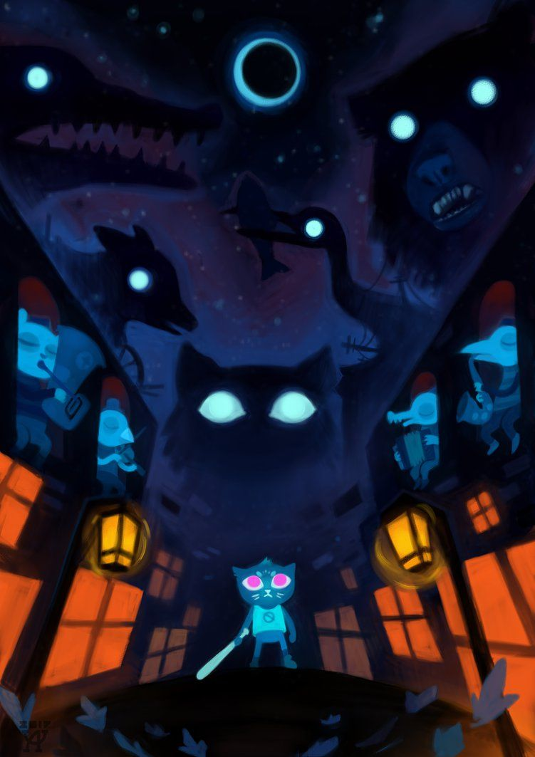 Astral Journey By Felevenn Deviantart Com On Deviantart Night In The Wood Art Inspiration Game Art