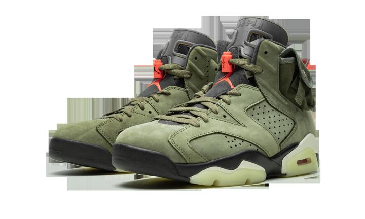 Air Jordan 6 Retro Cactus Jack Travis Scott Cn1084 200 2019 Air Jordans Nike Air Jordan Retro Nike Air Jordan 6