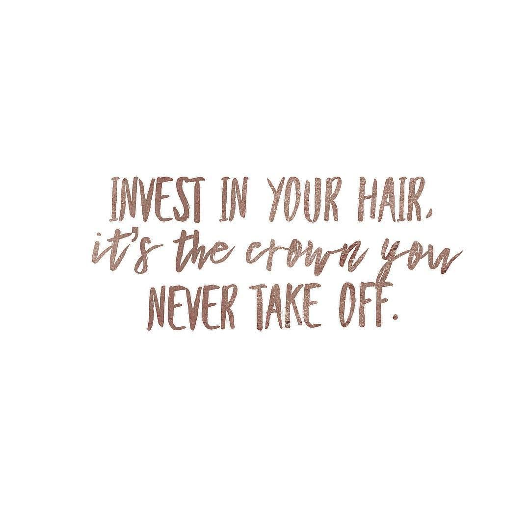 Image may contain: text  Hair quotes, Hair salon quotes, Stylist