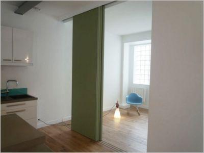 Un loft aux notes acidulées | Investment property | Pinterest | Loft ...
